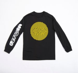 Image of wordlife logo L/S tee