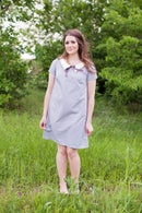 Image 2 of the SOPHIE SHIFT dress pattern