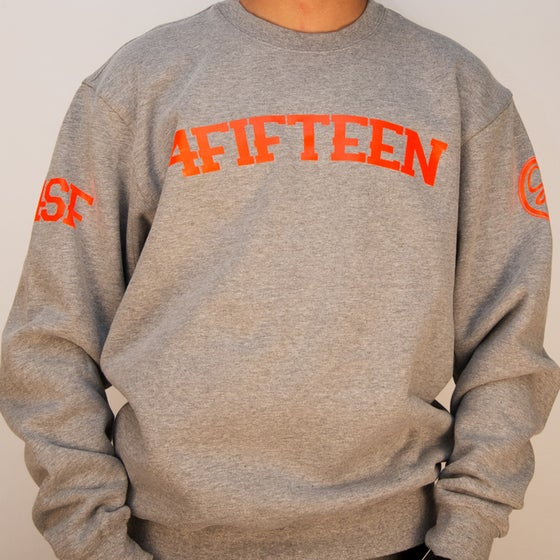 Image of 4fifteen Varsity Crewneck Sweatshirt