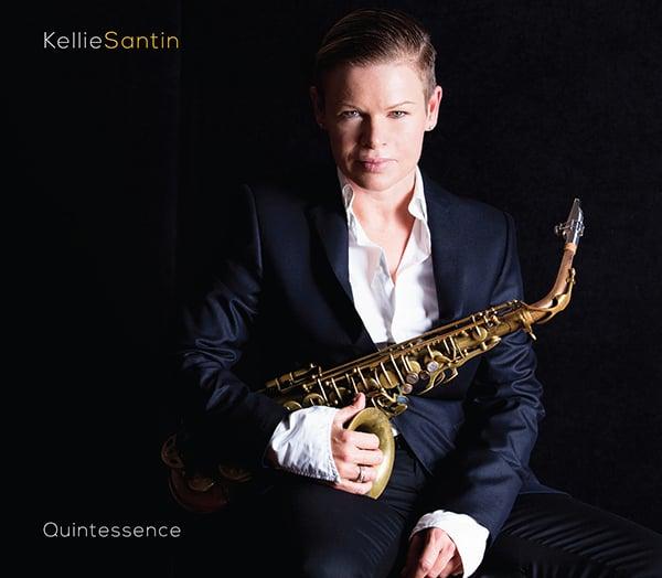 Image of KELLIE SANTIN - QUINTESSENCE  Orders outside Australia