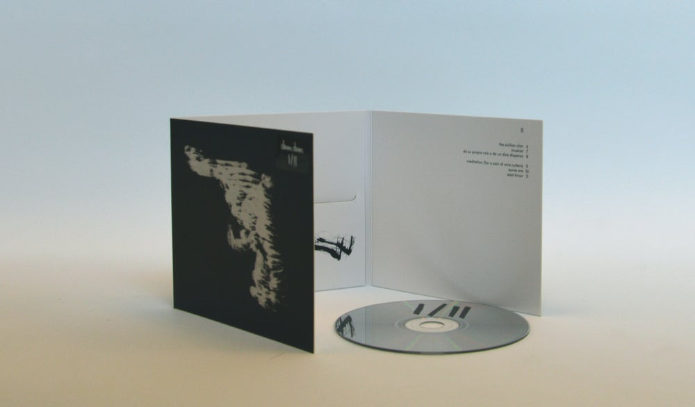 Image of Dans Dans - I/II (CD)