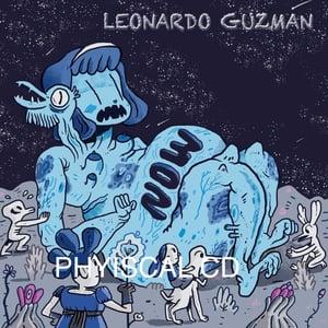 Image of Leonardo Guzman - Now! (2014) CD!