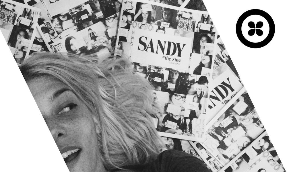 Image of Sandy Zine: Issue One