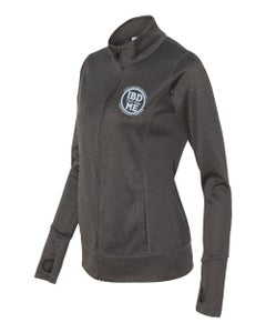 Image of IBD Can't Stop Me Track Jacket (W) - CLOSEOUT