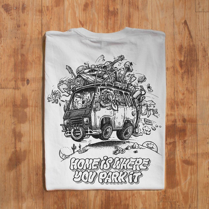 Image of Vanlife Pocket T-Shirt