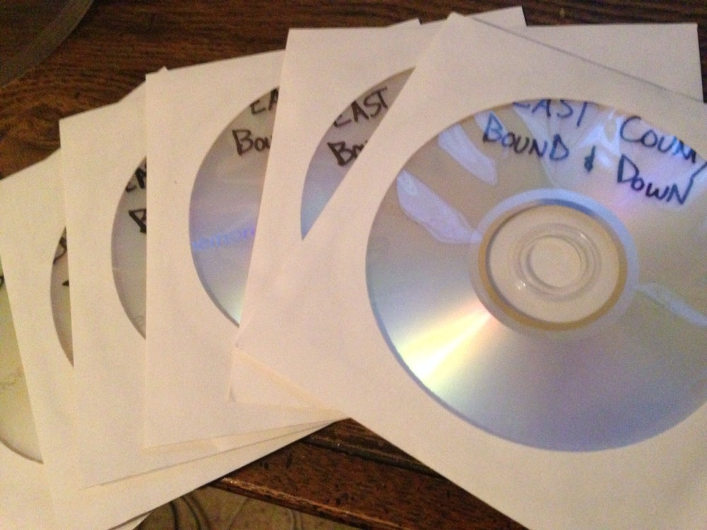 Image of East County Bound & Down DVD