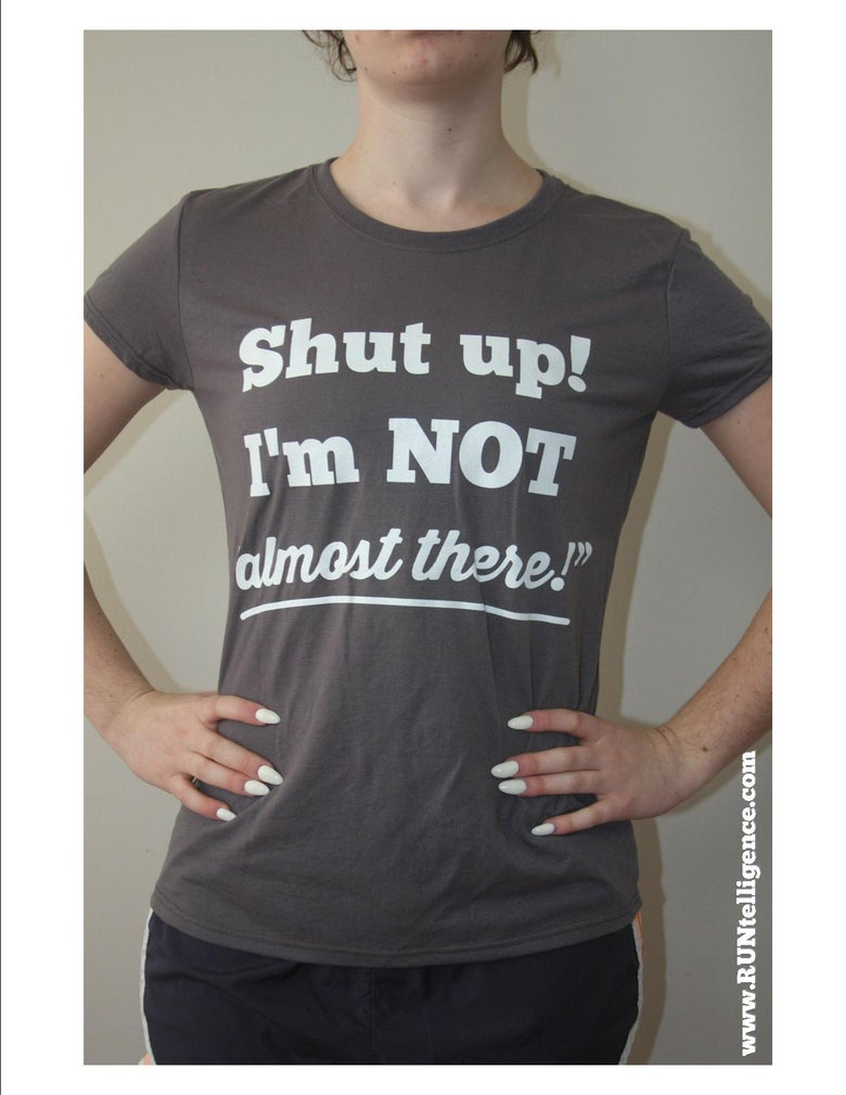 Image of SHUT UP! Women's Short Sleeve
