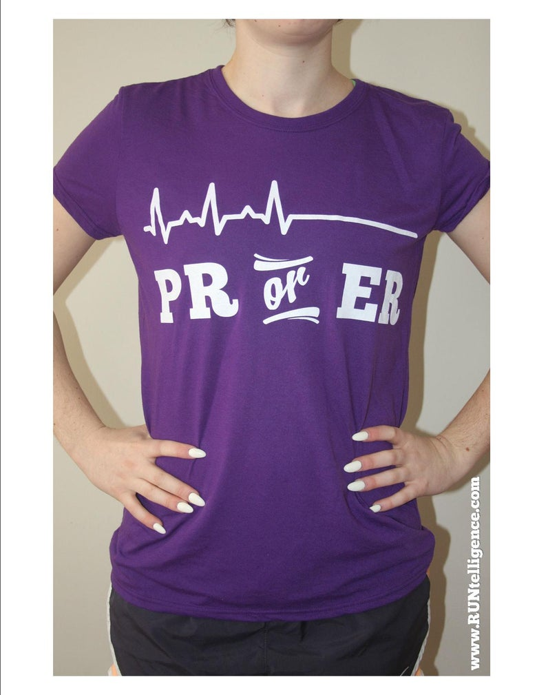 Image of PR or ER Women's Short Sleeve