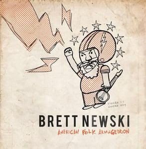 Image of American Folk Armageddon (cd)