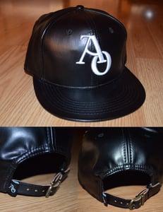 Image of Leather StrapBack