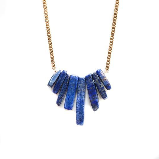 Image of Blue Nile Necklace