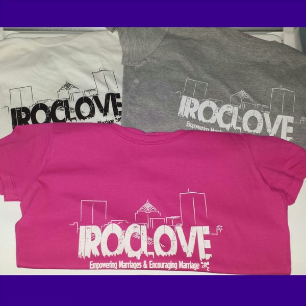 Image of For Her, Detailed Classic Skyline #iRocLove w/optional leggings