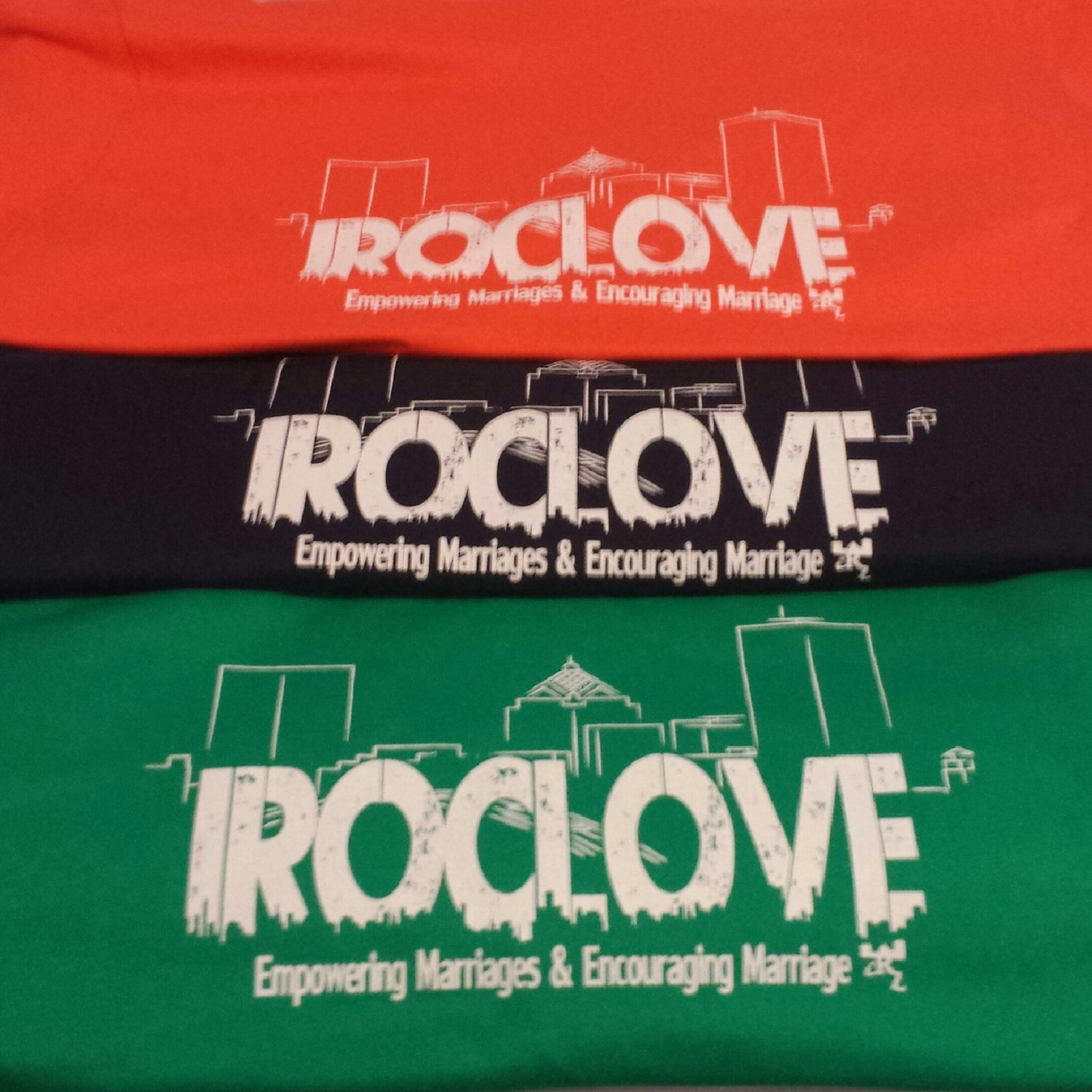 Image of For Him, Detailed Classic #iRocLove Skyline