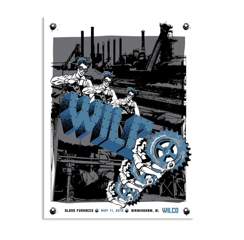 Wilco Sloss Blue