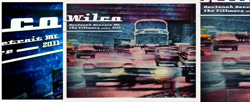 Wilco Detroit, MI: The Fillmore 2011