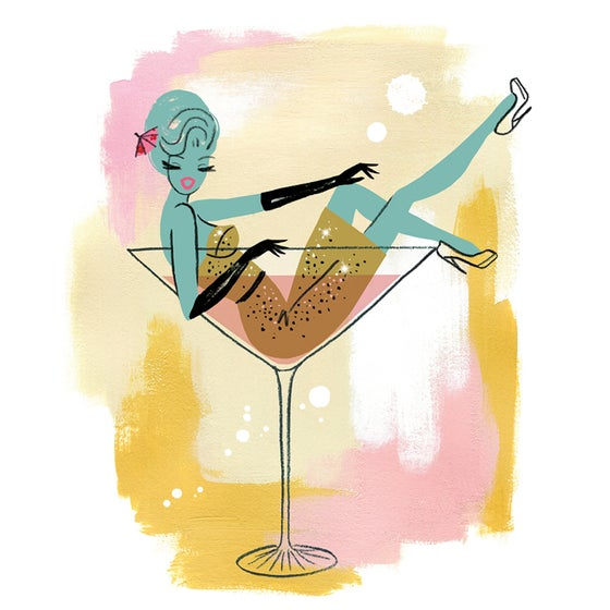 Image of Martini Time