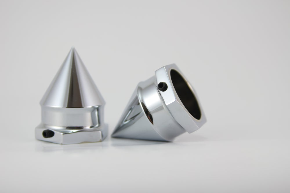 Image of Spiked Axle Caps