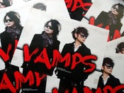 Image of VAMPS POSTER (LIMITED EDITION)