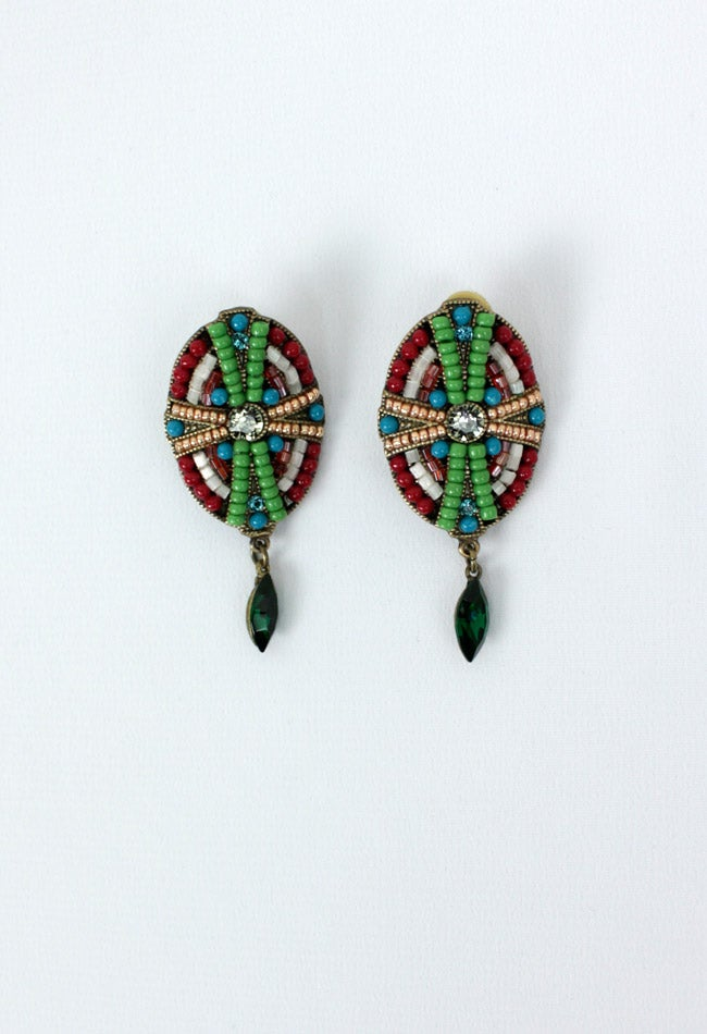 Image of MEXICAN EARRINGS