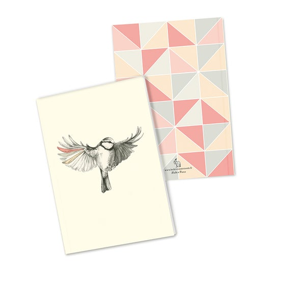 Image of Carnet l'Oiseau A6