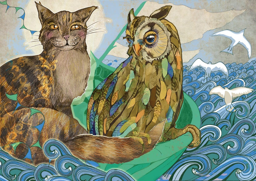 Image of The Owl and the Pussy Cat
