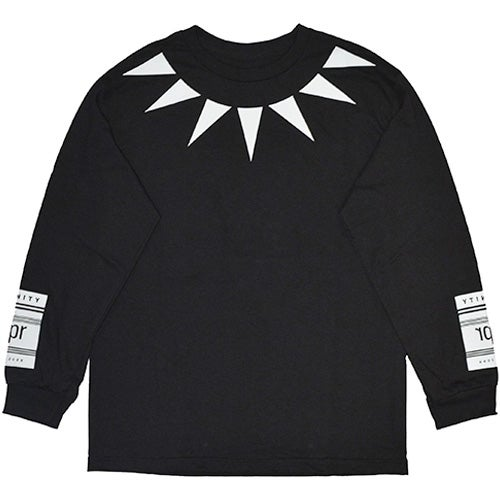 Image of PYRAMID Long Sleeve in Black