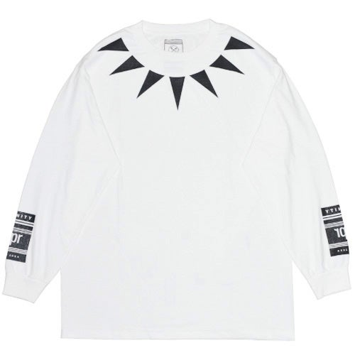 Image of PYRAMID Long Sleeve in White