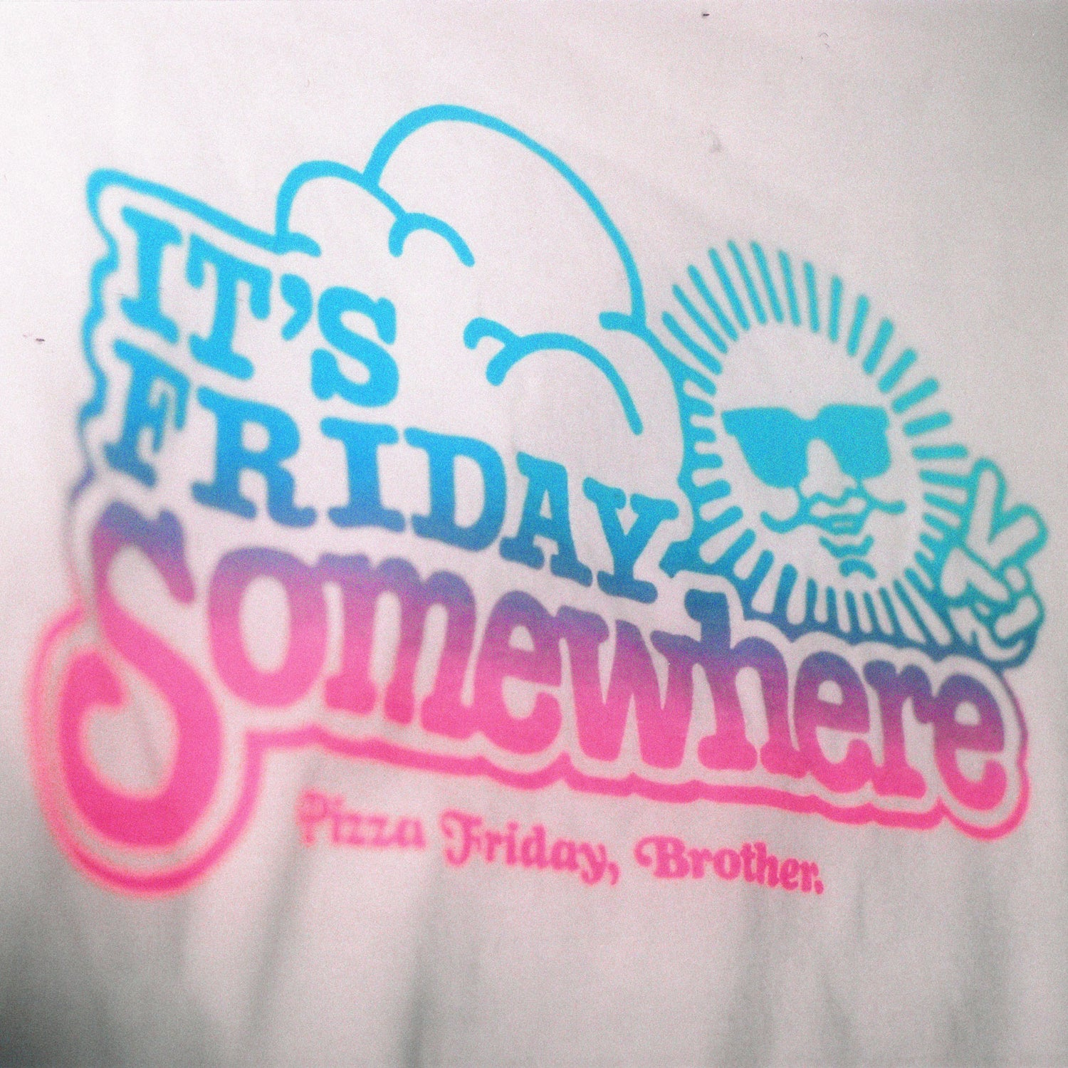Image of It's Friday Somewhere Tee