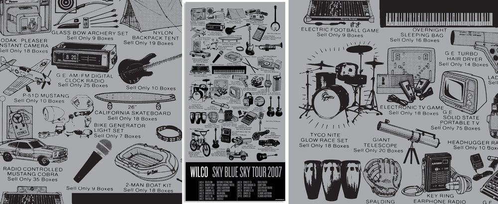 """WILCO Sky Blue Sky """"Catalog Prizes"""""""