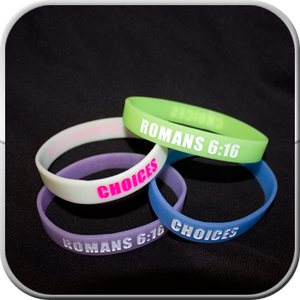 Image of Wristband (Glow-in-Dark)