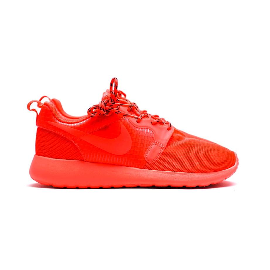 best sneakers 32ada 8aca0 Image of Nike Roshe Run Hyperfuse Laser Crimson Red