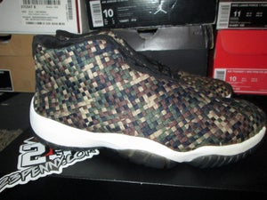 "Image of Jordan Future Premium ""Dark Army"""