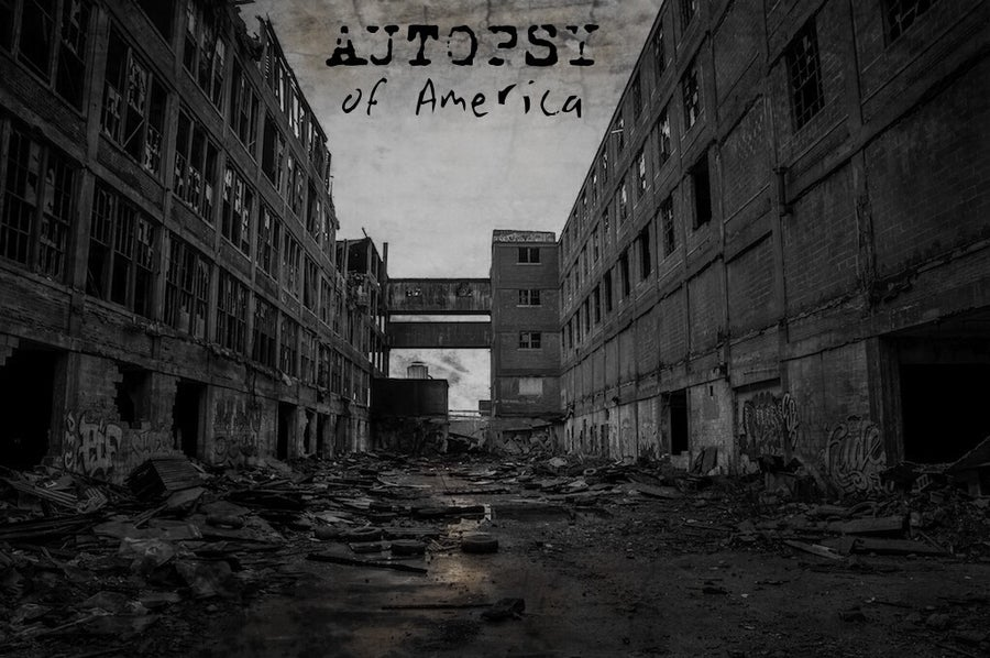 Image of (eBook) Autopsy of America-The Journal Entries of Seph Lawless(2014)
