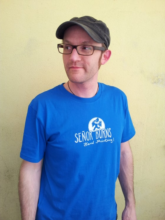 Image of SEÑOR BURNS 2014 T-Shirt