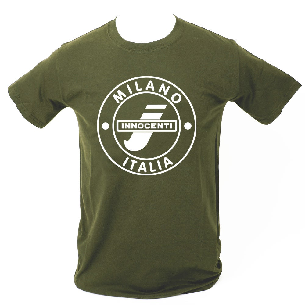 Image of Innocenti T-Shirt - MILITARY GREEN