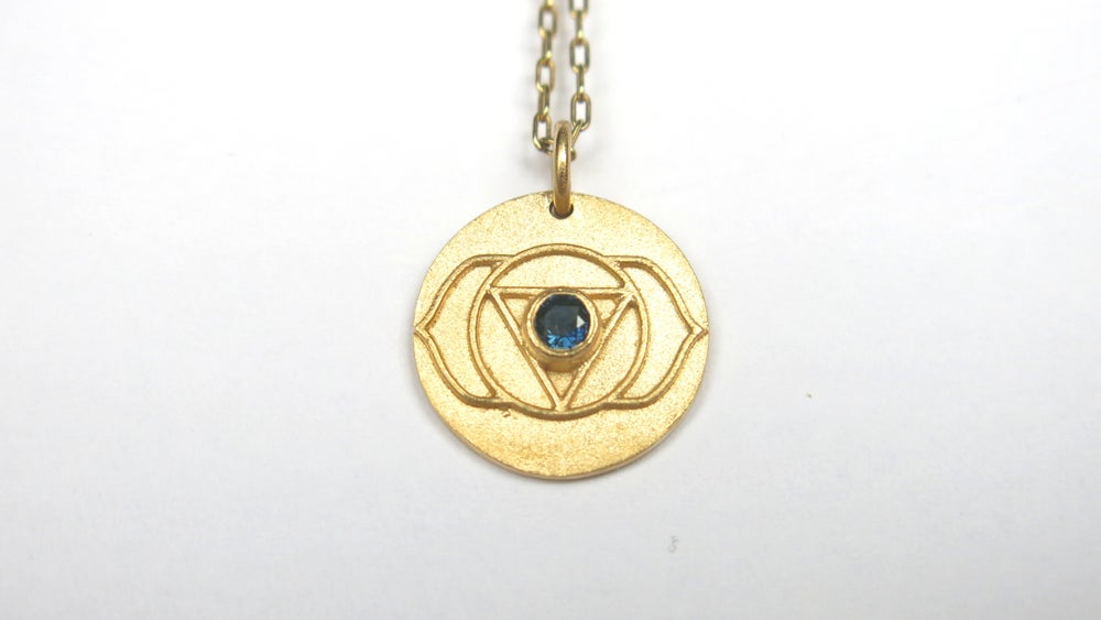 Image of Third eye chakra