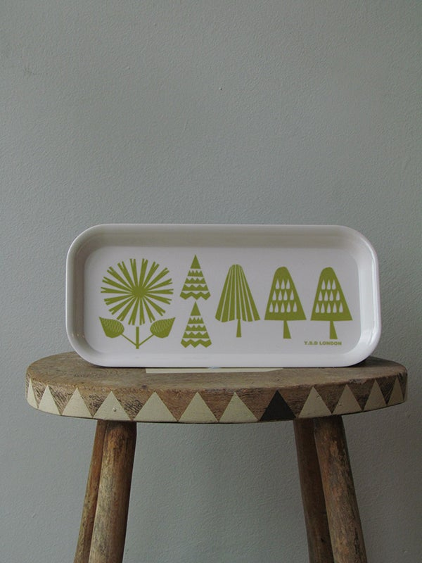 Image of WALKING IN THE WOODS TRAY (SMALL)