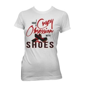 Image of Crazy Shoe Obsession Tee