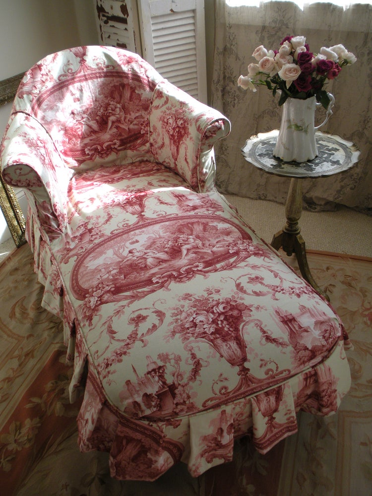 Image of Toile Chaise