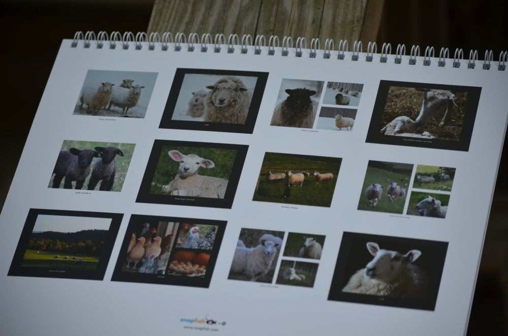 Image of 2015 Farm Calendar