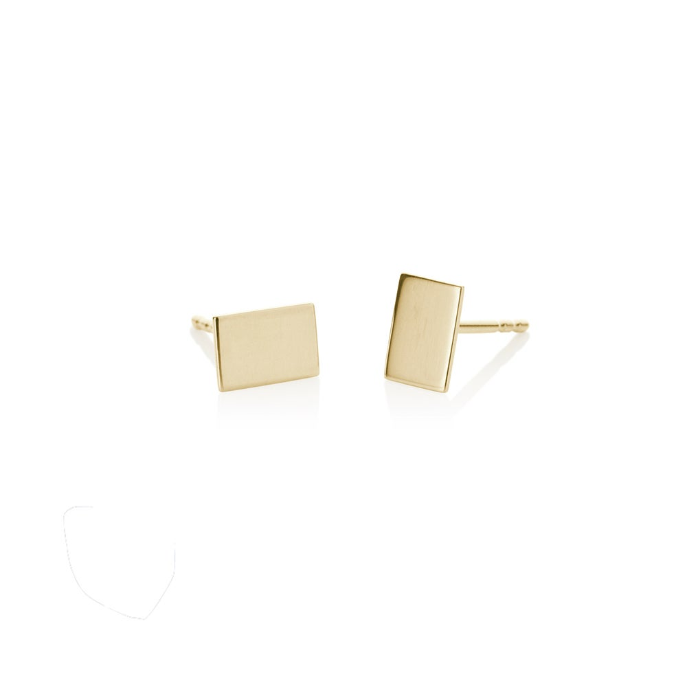 Image of Earrings 18 carat gold