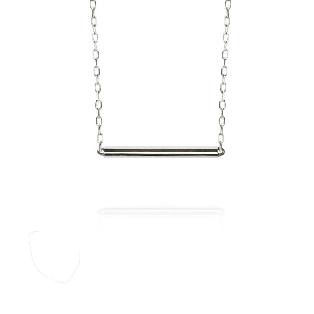 Image of Necklace in silver