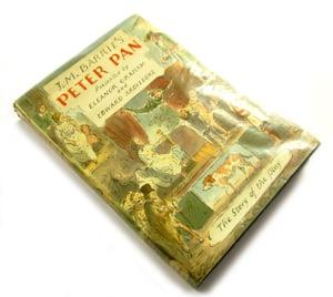 Peter Pan: Brockhamton First Edition 1962