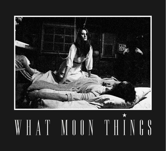 "Image of LP  ""What Moon Things""  by What Moon Things"