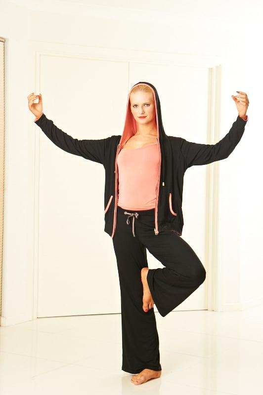 Image of TrackPants B5973A Dancewear latin ballroom