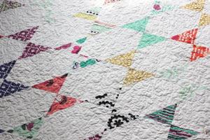 Image of Fractal Quilt PDF Pattern