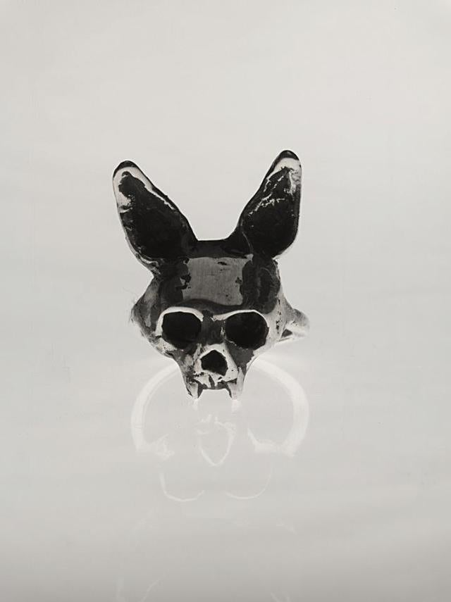 Image of The Rabbit Skull Ring