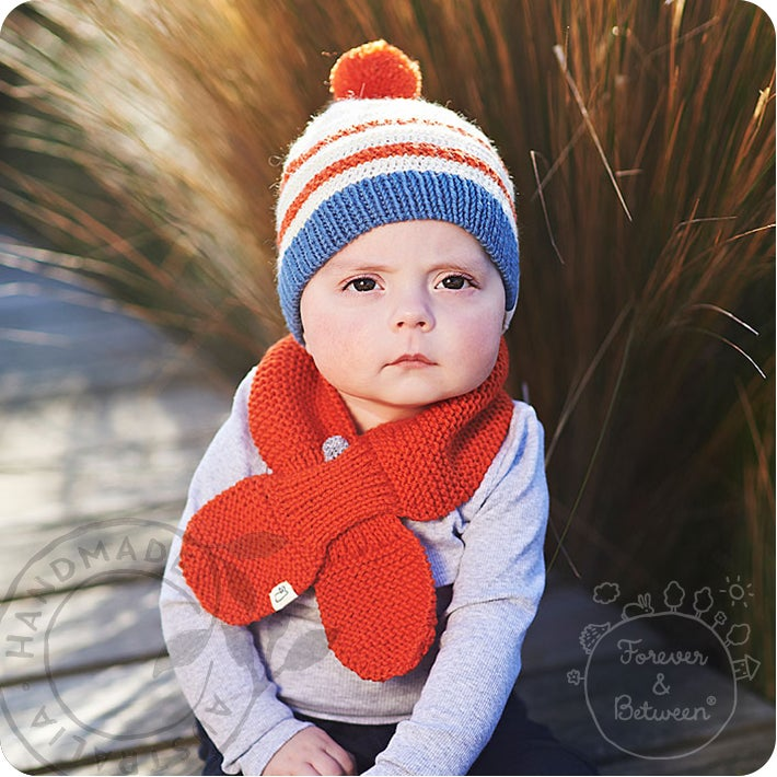 Image of 'Pompom Luxe' beanie