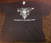 Image of Necropsy of the Human Mind Shirt