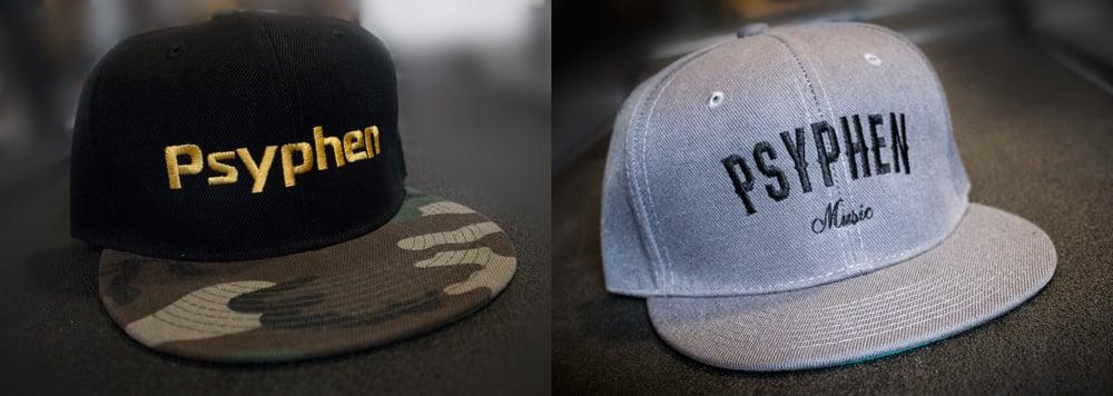 Image of Psyphen Snapback Hat